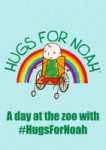 Hugs For Noah - A day at the Zoo